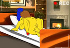 simpsons cartoon porn movie